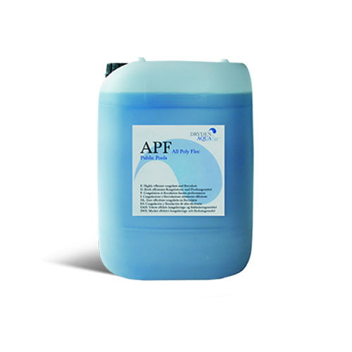APF 2 in 1 coagulant si floculant