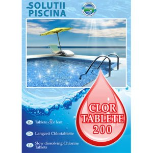 Clor lent tablete 200g