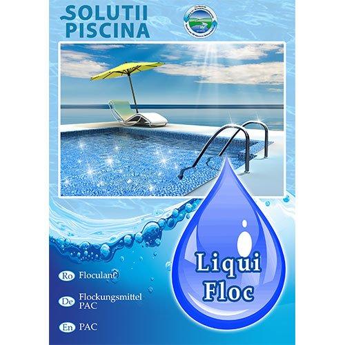 Floculant lichid