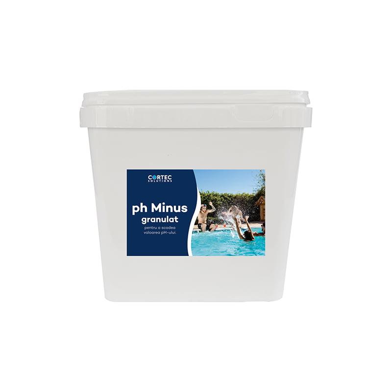 ph minus granule pentru piscina
